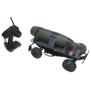 Remote Control Car IED (Functional w/ Siren) - Inert Replica Training Aid