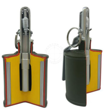 RG-42 Soviet Frag Grenade Cutaway - Inert Replica Training Aid