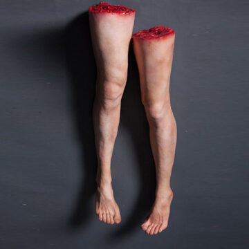 Simulated Casualty - Legs