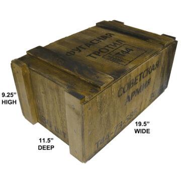 TNT Block Crate (Empty)