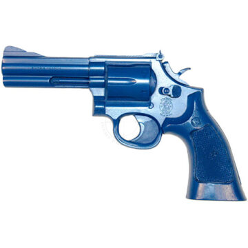 "S&W Model 686 (4"") - Solid Dummy Replica"