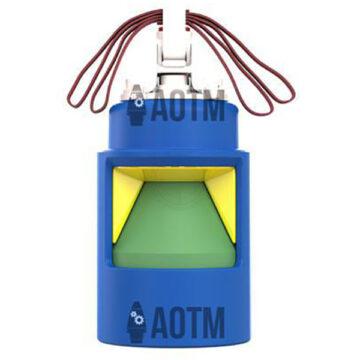AOTM M42 Submunition Cutaway - Inert Classroom Training Aid