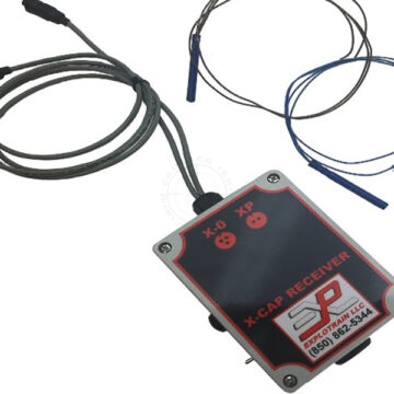 X-CAP Wireless IED / Blast Effect Receiver