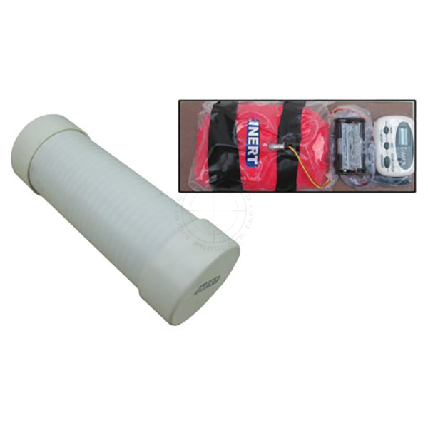 "PVC Pipe Bomb IED ""#99"", Large - Inert Replica Training Aid"
