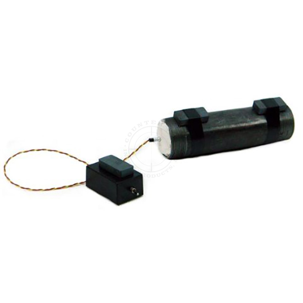 Medium Steel Pipe UVIED (C4) - Inert Replica Training Aid