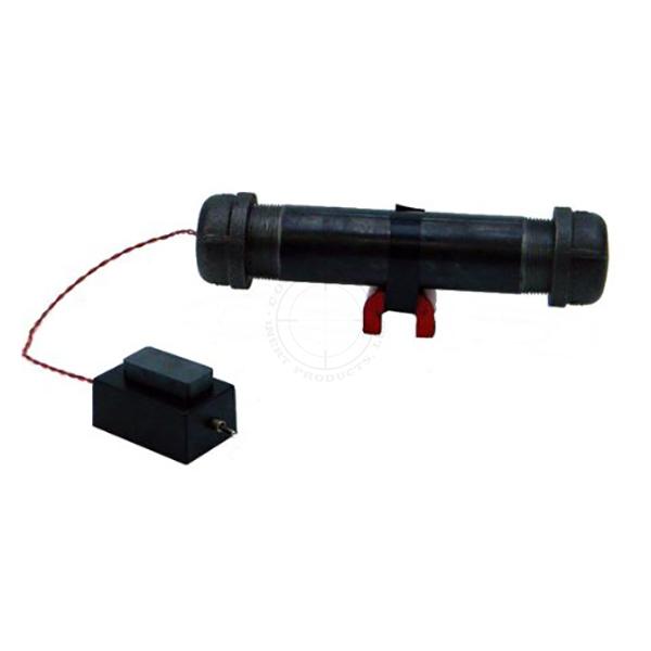 Pipe Bomb UVIED, Medium - Inert Replica Training Aid