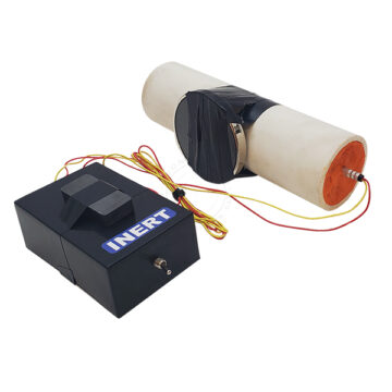 PVC Pipe Bomb UVIED, Large (Semtex H) - Inert Replica OTA-6088