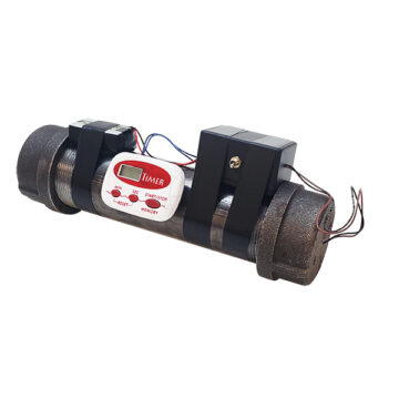 Steel Pipe Bomb IED, Large (Timed) - Inert Replica