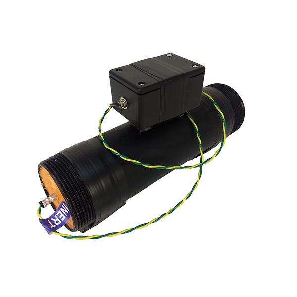Steel Pipe Bomb UVIED, Medium (Semtex H) - Inert Replica OTA-6014