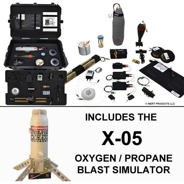 X-05 Platoon Level Functional IED Training Kit
