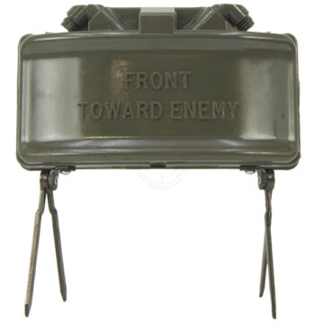 M33 Claymore Mine - Inert Replica Training Aid