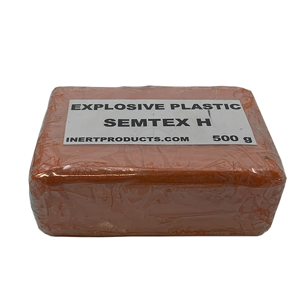 Semtex-H 500g Demolition Block (Basic) - Inert Training Aid OTA-054