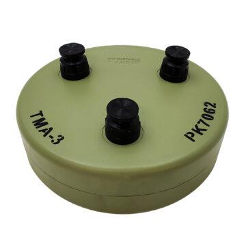 TMA-3 Yugo Anti-Tank Mine - Inert Replica OTA-TMA3