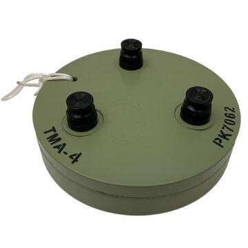TMA-4 Yugo Anti-Tank Mine - Inert Replica