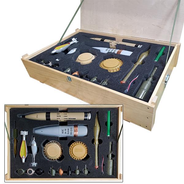 Basic Ordnance Recognition Crate OTA-KIT101